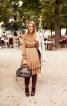 Сукня з воланами відрізна по талії - фото 1
