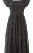 Вінтажна сукня відрізна по талії - фото 2