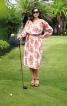 Сукня з вирізом кармен - фото 1