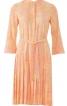 Сукня із відрізною спідницею плісе - фото 2