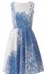 Сукня зі спідницею-сонце з колекції Cacharel - фото 2