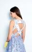 Сукня зі спідницею-сонце з колекції Cacharel - фото 4