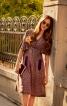 """Сукня із максі-""""крильцями"""" - фото 1"""
