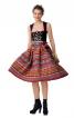 Сукня дірндль з декоративними монетками - фото 1