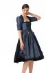 Сукня із шовковим ліфом - фото 1