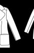Однобортний блейзер - фото 3