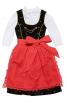 Сукня та фартух у фольклорному стилі - фото 1