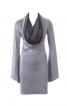 Сукня із рукавами розтрубами - фото 2