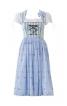 Сукня із рукавами-ліхтариками - фото 2