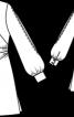 Туніка розкльошеного силуету - фото 3