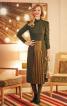 Сукня із коміром-стійкою - фото 1
