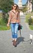 Жакет з рельєфними швами - фото 1