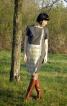 """Сукня з """"блискавкою"""" - фото 2"""