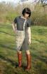 """Сукня з """"блискавкою"""" - фото 4"""