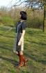 """Сукня з """"блискавкою"""" - фото 7"""