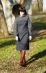 Сукня зі шлейфом - фото 2