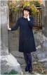 "Синя сукня в стилі ""Шанель"" - фото 1"