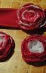 Квіти з тканини - фото 7
