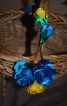 Квіти з тканини - фото 2