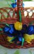 Квіти з тканини - фото 4