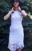 В'язана сукня-сарафан - фото 1