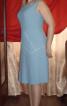 Сукня оздоблена кантом - фото 2