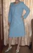 Сукня оздоблена кантом - фото 4
