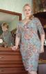 Яскрава сукня з джерсі - фото 9
