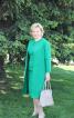 Літнє пальто і сукня-футляр - фото 1