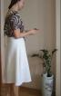 Блузка з цікавою спинкою - фото 2