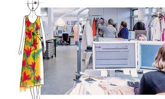 Від ідеї до готової моделі: як створюються колекції Burda Style