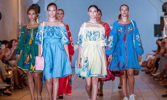 Яскраві модні покази на Berdyansk Fashion Day