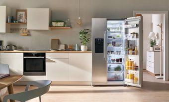 5 причин, чому вам потрібен більший холодильник Side-by-Side
