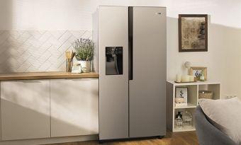 Тиша, свіжість, економія: переваги холодильників з інверторним компресором