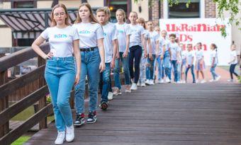 Відбувся 16 сезон офіційного Українського дитячого тижня моди