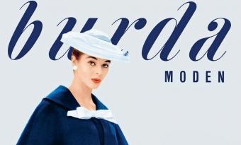 Календар з ретро обкладинками журналу Burda Style 2017